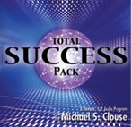 Total Success Pack Audio Training Program by MLM Expert Michael S. Clouse