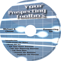 Prospecting 101 CD by Michael S. Clouse
